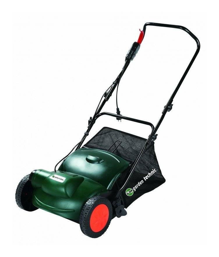 Elem Garden Technic - Scarificateur-Emousseur 1200W