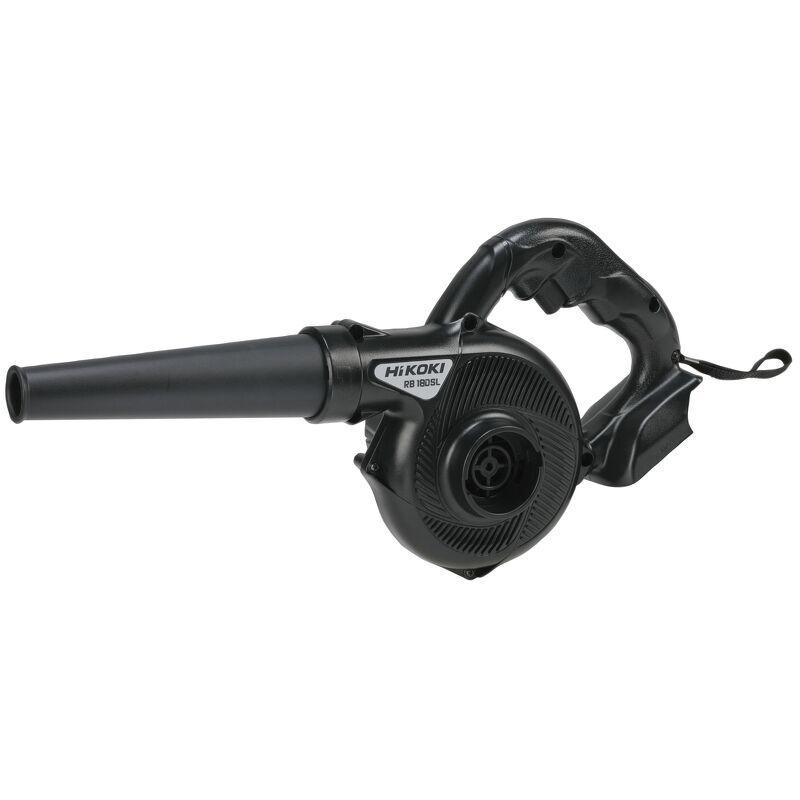HiKOKI RB18DSLL4Z Machine à souffler/aspirer 18 V