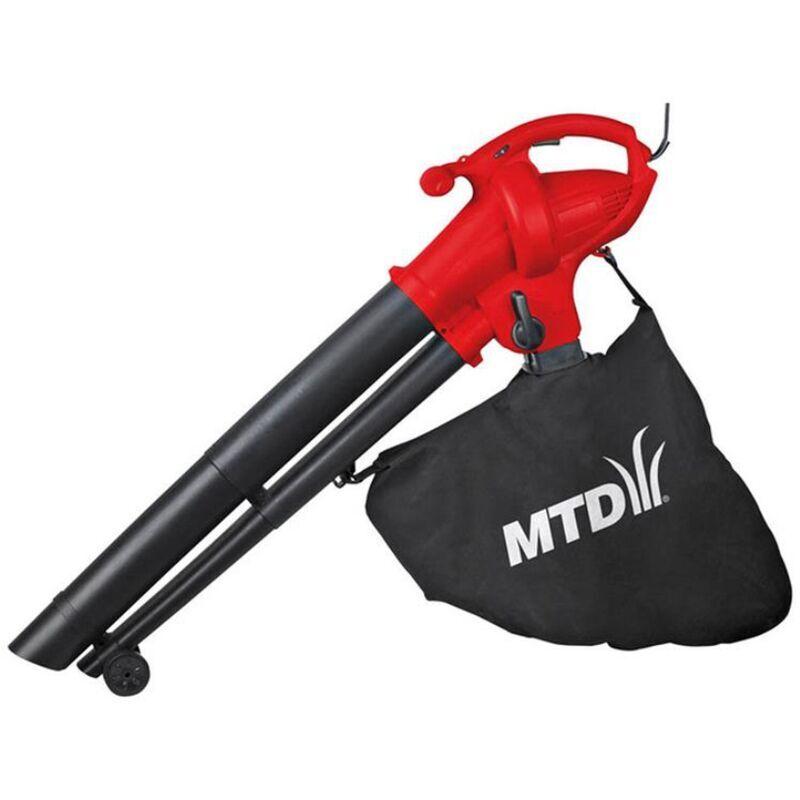 MTD souffleur électrique BV 2500 E