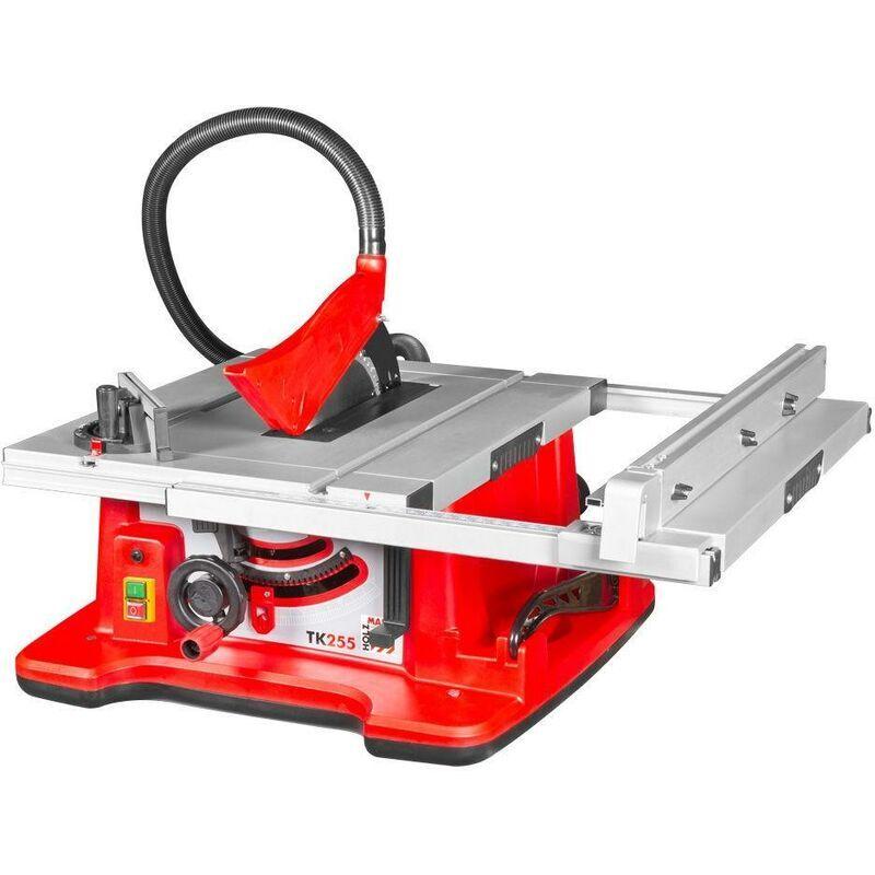 Holzmann Maschinen - TABLE SCIE CIRCULAIRE 255MM 2000W 230V HOLZMANN TK255