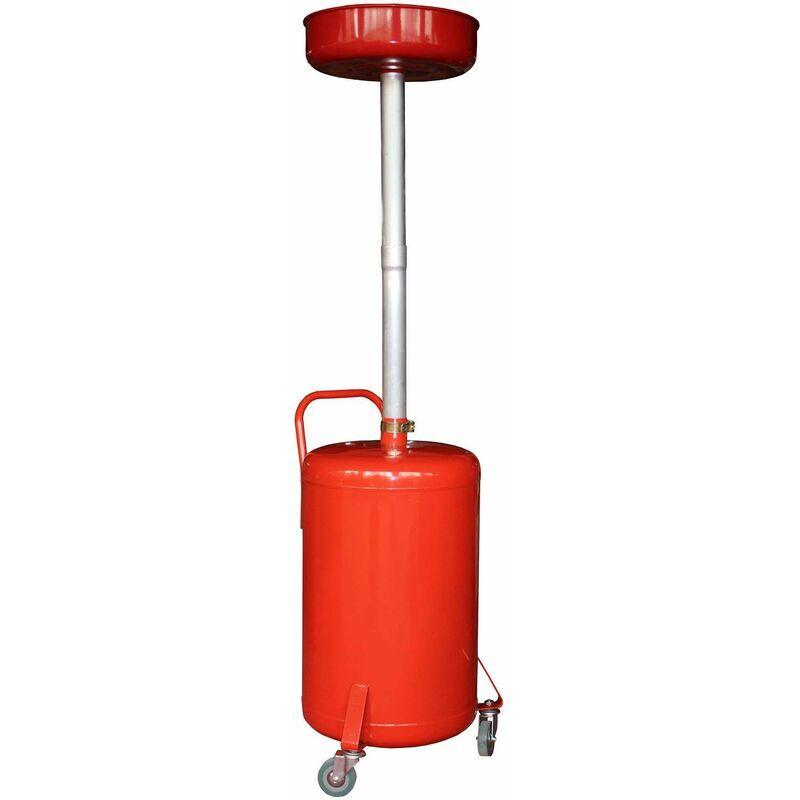 Varan Motors – NEOLD-03 Récupérateur d'huile de vidange 90 Litres