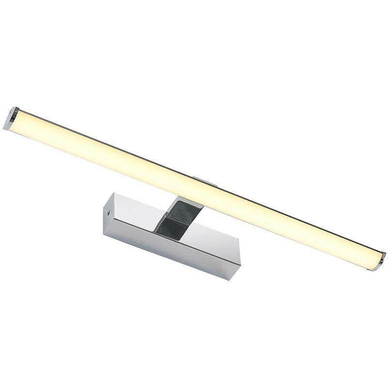 Lindby - LED Applique Murale 'Bilak' en métal pour salle de bain