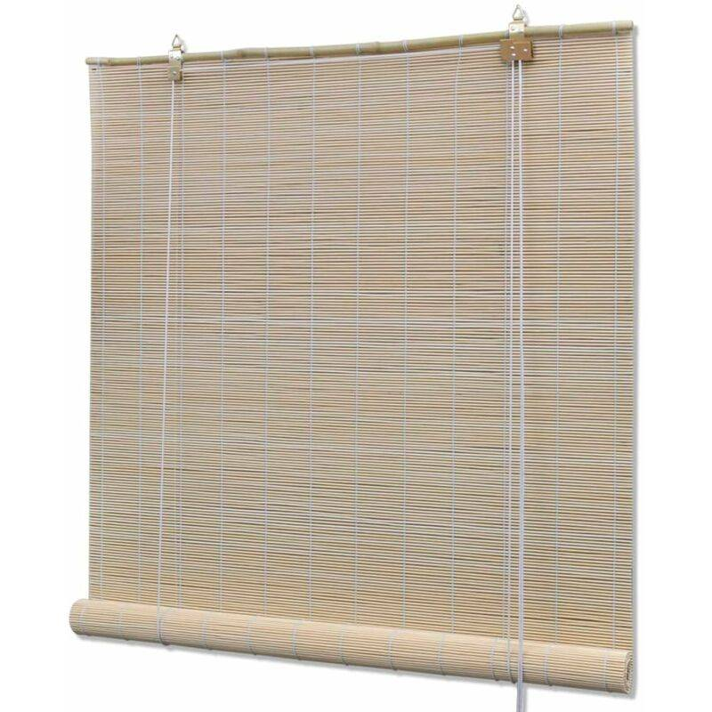 HOMMOO Store roulant Bambou l 120 x 220 cm HDV08684 - Hommoo