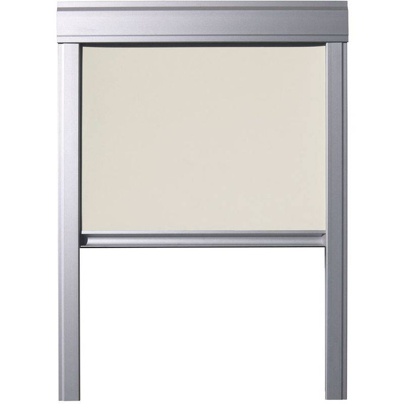 ITZALA Store Occultant pour Fenêtres De Toit VELUX, U04, UK04, 804, 7, Beige - Beige