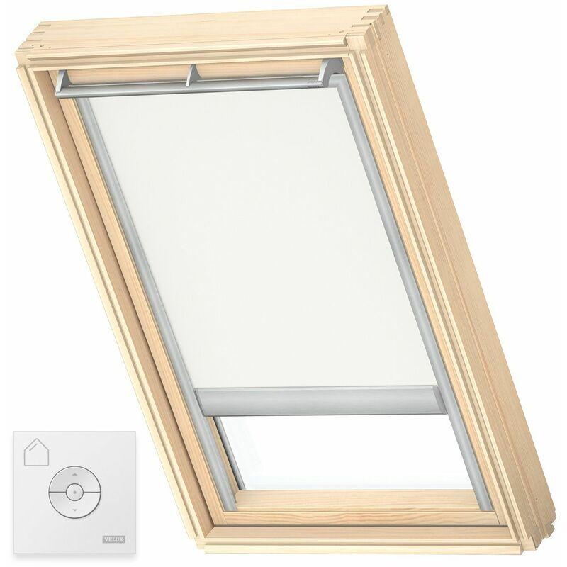 VELUX Original Store Occultant à Énergie Solaire pour Fenêtres de Toit VELUX,