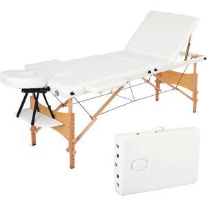 MEERVEIL Table de massage mobile pliable Table de massage portable légère Table de - Publicité