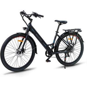 AICOK E Bike, 36 V 10 Ah/12.5 Ah City/Trekking/Mountain Bike E-Bike, with - Publicité