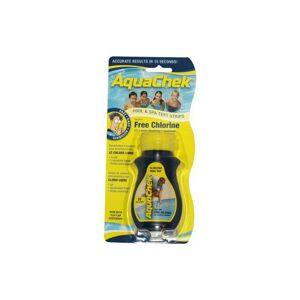 AquaChek Testeur de chlore pour piscine et Spa &Lot; de 50 Bandelettes - Publicité