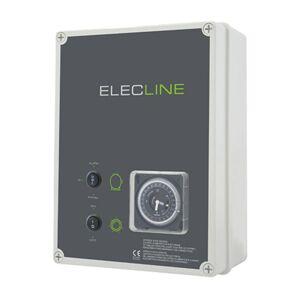 Wa Conception - coffret electrique pour filtration + 2 projecteurs 300w - detf - Publicité