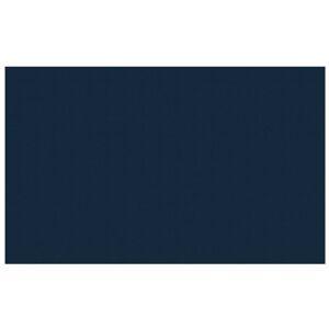 Vidaxl - Film solaire de piscine flottant PE 260x160 cm Noir et bleu - Publicité