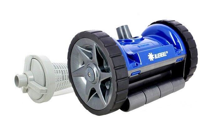 PENTAIR Bluerebel - avec piège à feuilles de Pentair - Robot piscine hydraulique