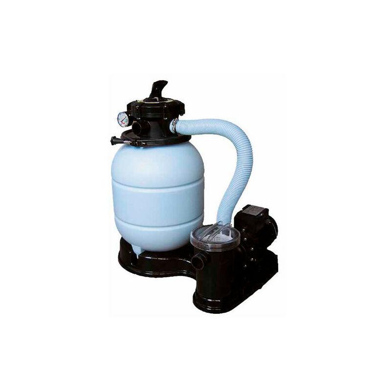 Astralpool - Groupe de filtration pour piscine hors sol Monobloc 5 voies Ø 300