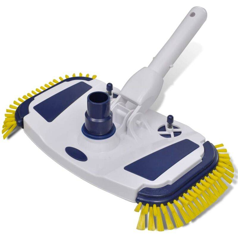 Youthup - Outil de nettoyage de tête de brosse d'aspirateur de piscine