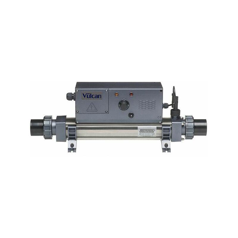 VULCAN réchauffeur electrique 12kw mono analogique - v-8t8a - Vulcan