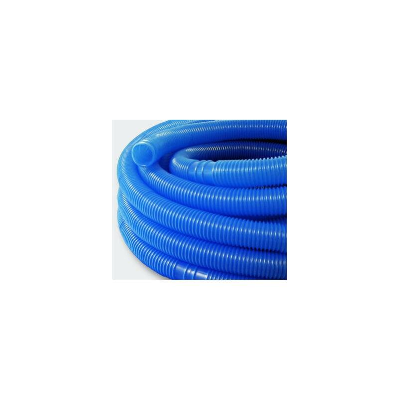 Helloshop26 - Tuyau de piscine bleu flottant sections préformées 165g/m 100.5