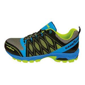 Ecolands - Chaussures basses de sécurité type Running SILVERSTONE Pointure 41 - Publicité