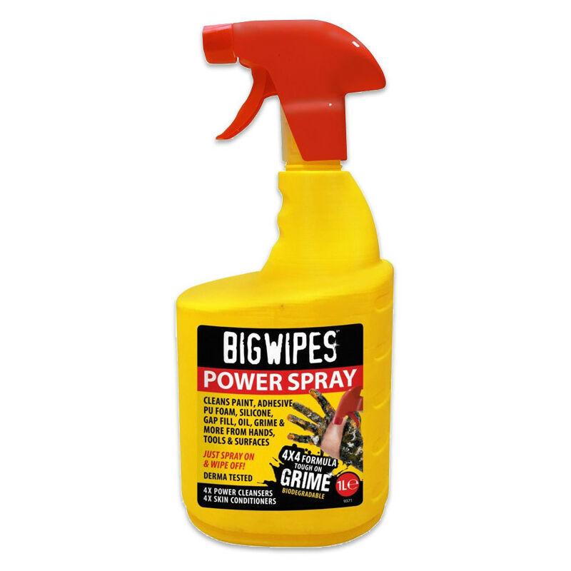 Bigwipes - Pulvérisateur Power Spray Big Wipes 1 Litre