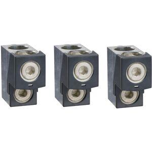 SCHNEIDER 3 Bornes 2X 35-240Mm*2 Sep Phases Accessoire Disjoncteur Nsx400/630 Inv/Ins - Publicité