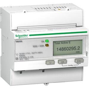 SCHNEIDER Acti9, iEM Compteur d'énergie iEM3200 TI - A9MEM3200 - Publicité