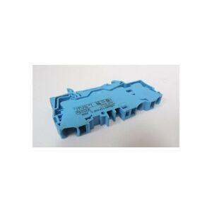 WAGO TOPJOB®S : Borne de passage 3C / 6 (10) mm² / Bleu CONTACT 2006-1304 - Wago - Publicité