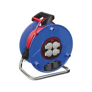 BRENNENSTUHL Enrouleur dévidoir tambour de câble électrique - H05 VV-F 3G1,5mm² - longueur - Publicité