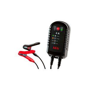 AEG Chargeur de batterie électronique 4 A - 230 V - AEG - Publicité