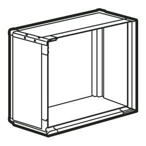 Legrand - Coffret de distribution XL³ 400 - métal - H 600 - gris RAL 7035 - Publicité