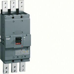 Hager - Disjoncteur boîtier moulé h1600 3P 70kA 1600A LSI montage fixe (HEF990H) - Publicité