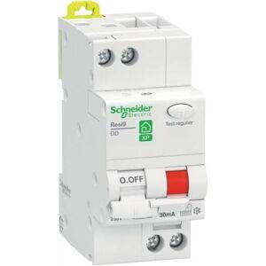 Schneider Electric - Disjoncteur différentiel Resi9 1P+N 16A 30mA - Publicité