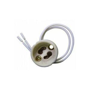 LAMPESECOENERGIE Douille Culot GU10 pour Ampoule Halogène ou Led - Publicité