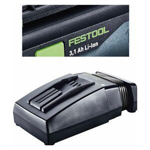 Festool Power ensemble 3,1 C-TCL-XL comportant - 4x Batteries BP 18 Li 3,1 C - Publicité
