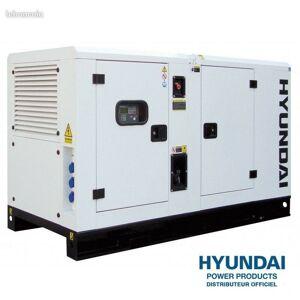 HYUNDAI Groupe électrogène diesel insonorisé tri 16.5kva DHY16KSE - Publicité