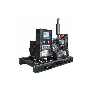 HYUNDAI Groupe électrogène triphasé Diesel DHY34KE - Publicité