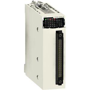 Schneider - Modicon X80 - module 16 entrées / 16 sorties TOR - 24Vcc statique - Publicité