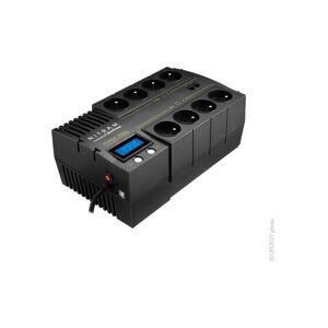 Nitram - Onduleur PB 700 LCD NITRAM (700 VA / 420 W) - Publicité