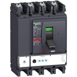Schneider - NSX630F MICROLOGIC 2.3 630A 4P4D DISJONCTEUR COMPACT - LV432877 - Publicité