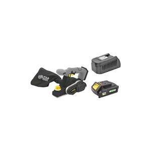 FARTOOLS Rabot L. 100 mm sans fil KIT XF-PLANER - 18 V 1,5 Ah avec chargeur - - - Publicité