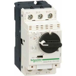 SCHNEIDER Disjoncteur moteur GV2P 6 à 10 A 3P 3d déclencheur magnétothermique - GV2P14 - Publicité