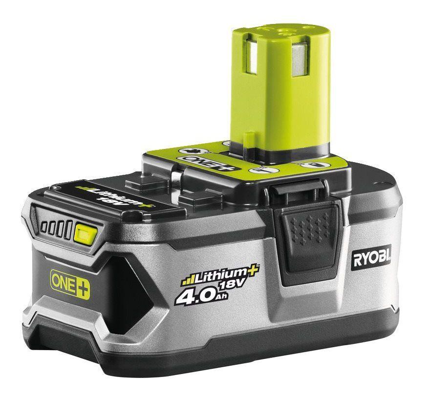 RYOBI Déstockage - Ryobi - Batterie Lithium+ 18 V One+ 4.0 Ah - RB18L40G - TNT