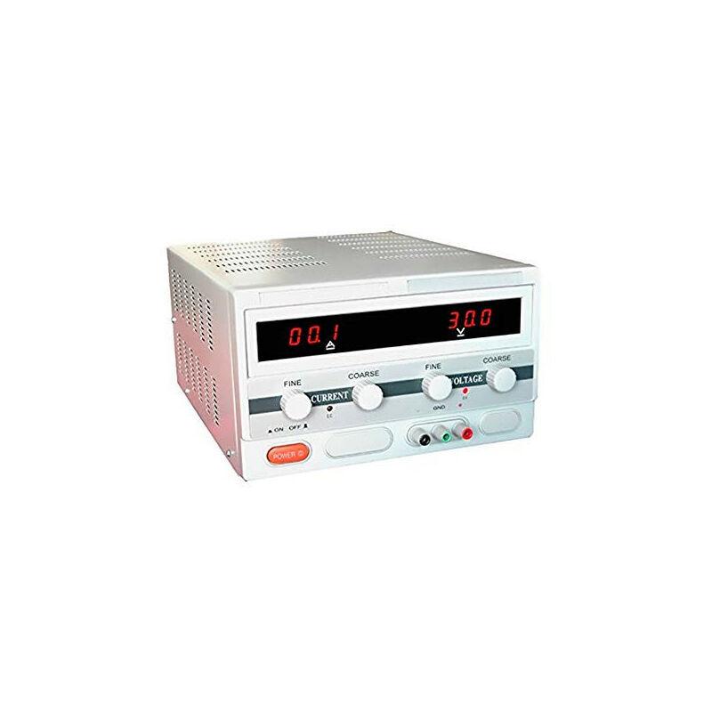 Kaise - Alimentation électrique avec régulation numérique 0-30 Volts 0-20 Amps