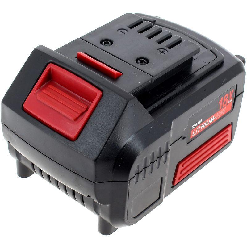 PARKSIDE Batterie 18v 2,6ah pour Meuleuse Parkside, Visseuse Parkside, Scie electrique