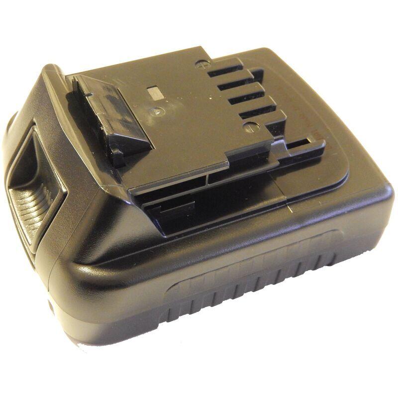 VHBW Batterie Li-Ion vhbw 1500mAh (14.4V) pour outils Black & Decker ASL146,