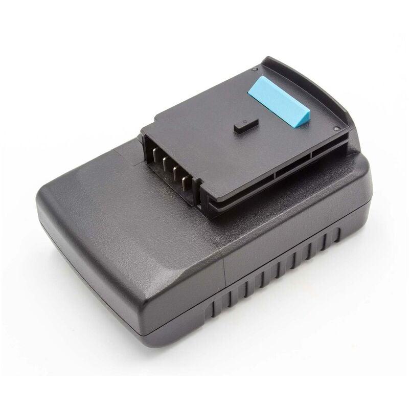VHBW Batterie Li-Ion vhbw 2000mAh (18V) pour outils Black & Decker HP188F4LK,