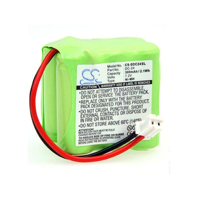PB Batterie pour collier de chien SPORTDOG / KINETIC 7.2V 300mAh Ni-Mh