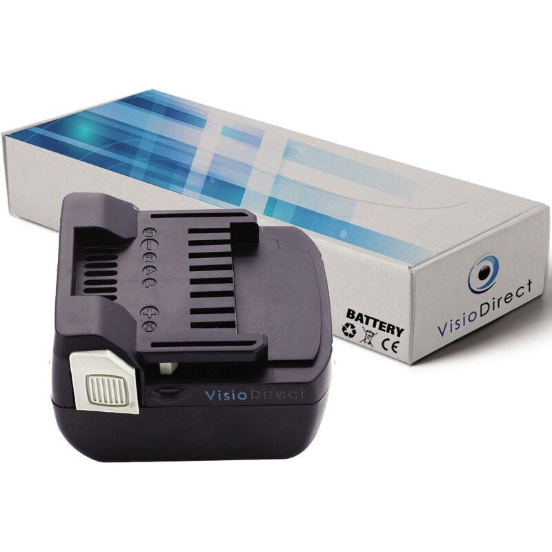 Visiodirect - Batterie pour Hitachi CJ 14DSL CK 14DSC CL 14DSL CR 14DSL DH