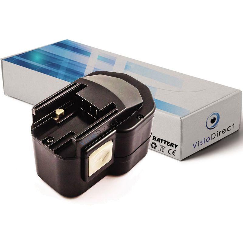 Visiodirect - Batterie pour Milwaukee LokTor PJX12PP scie sauteuse pendulaire