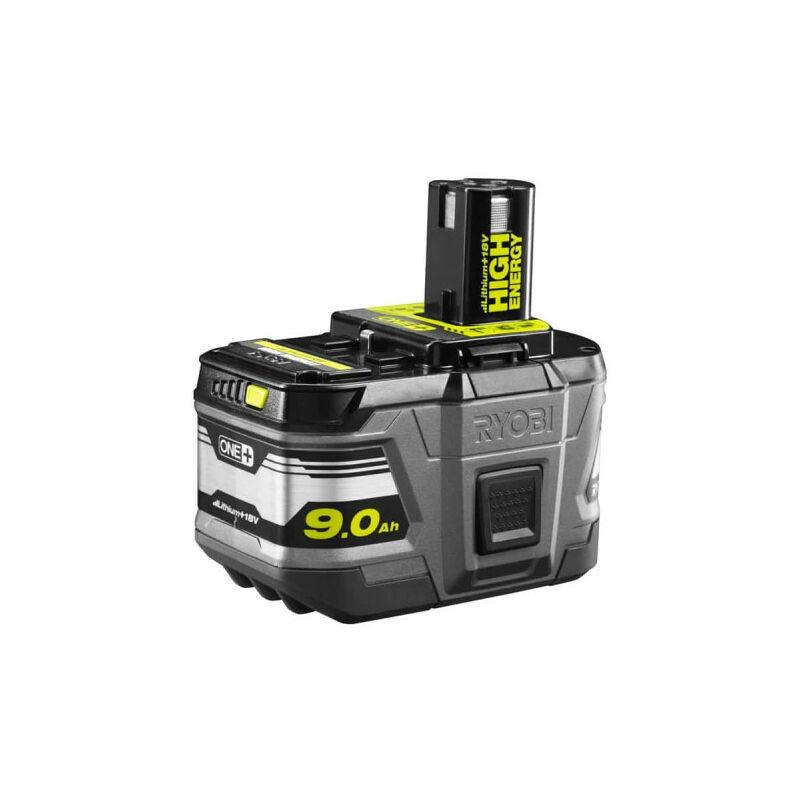 RYOBI Batterie RYOBI 18V Lithium-ion OnePlus High Energy 9.0 Ah RB18L90G