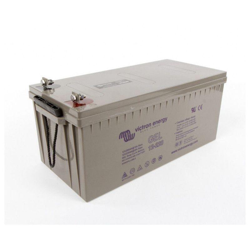 VICTRON Batterie décharge lente BAT412201104 Gel 12v 220ah - Victron