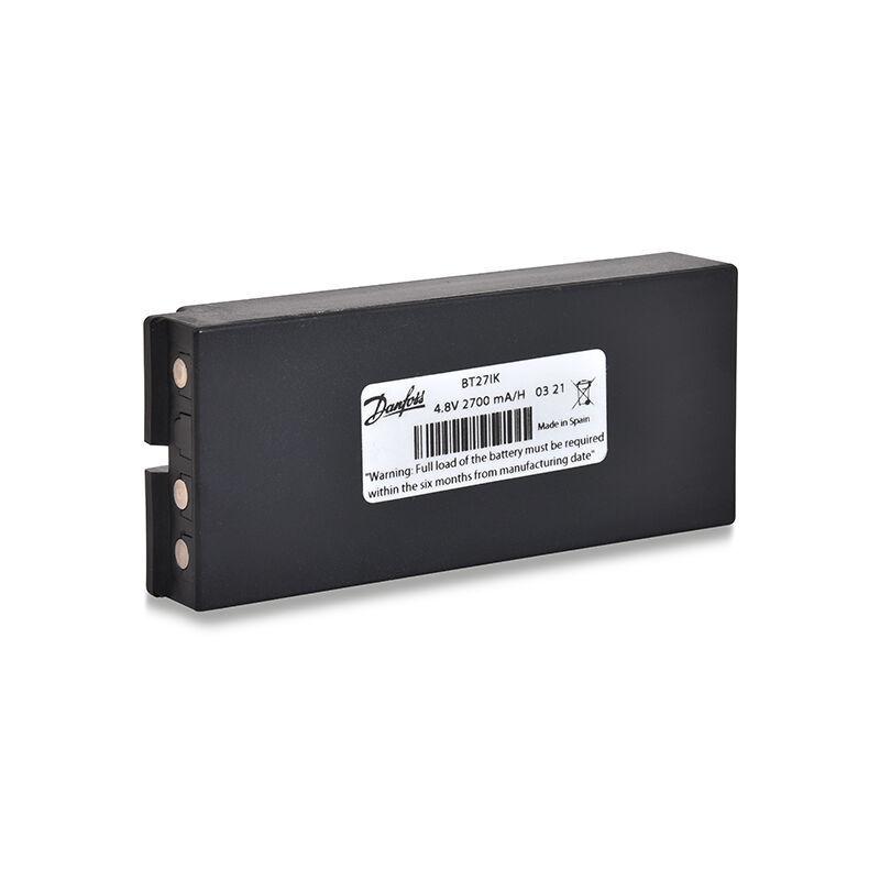 Ikusi - Batterie télécommande de grue d'origine Ikusi 4.8V 2400mAh - BT24IK ; 23