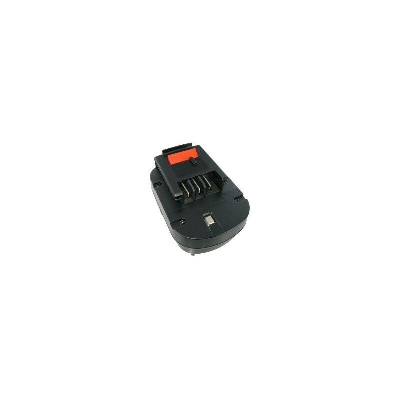 Aboutbatteries - Batterie type BLACK DECKER LBX12